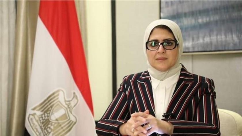 وزيرة الصحة تناشد مخالطي مصابي الكورونا بالإبلاغ عن أنفسهم 01332
