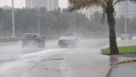 الأرصاد: الموجة تبدأ غدا حتى الاثنين.. أمطار غزيرة ورعدية ورياح مثيرة للرمال والأتربة تصل للعاصفة وانخفاض الحرارة 6 درجات 02113