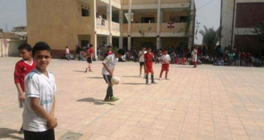 التعليم توقع بروتوكول لتطوير المنشآت الرياضية التابعة للوزارة لخدمة الطلاب والمعلمين 02187