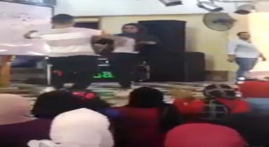 فيديو: رقص بين الطالبات والمدرس في سنتر دروس خصوصية بحلوان.. التعليم: مهزلة وأولياء الأمور السبب 02232