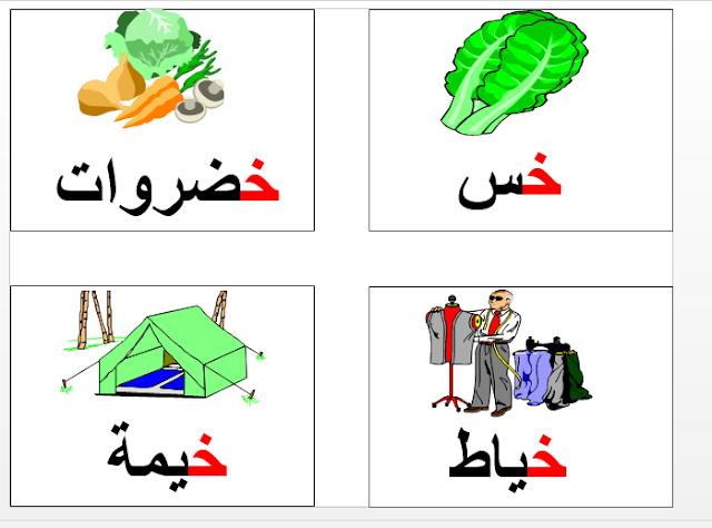 عرض بوربوينت تفاعلي تعليم ونطق جميع الحروف الهجائية لرياض الاطفال 0227