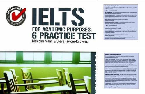 لغة انجليزية: تحميل جميع كتـب الايلتـس والاختبارات التجريبية بالإجابــات 0236