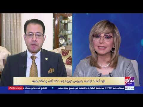 فيديو | لجنة كورونا تحسم جدل وصول السلالة الهندية المتحورة إلى مصر 0399