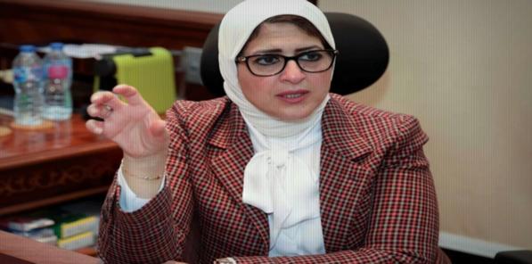 مفيش كورونا في مصر.. وزيرة الصحة: لا داعي لتأجيل الدراسة 05524