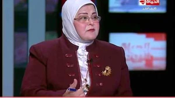 بثينة كشك تعلن حالة الطوارئ بتعليم كفر الشيخ 0639
