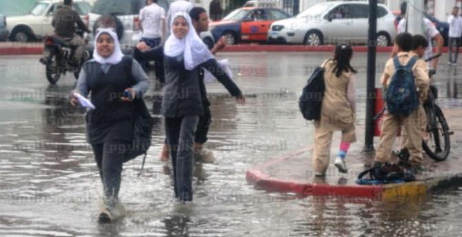 أمطار ورياح وبرودة شديدة.. الأرصاد تحذر من طقس الأسبوع المقبل 08831