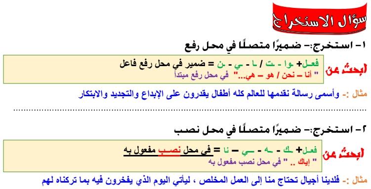 توقعات ليلة امتحان اللغة العربية للثانوية العامة أ/ حسن قناوي 0891