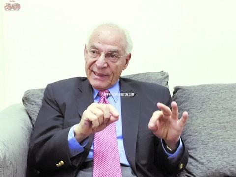 """فاروق الباز: التعليم كان """"خربان"""" قبل البدء في مشروع التعليم الجديد بعد ثورة 30 يونيو 0df9fe10"""