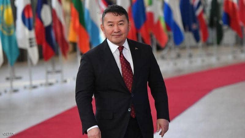 """عاجل: وضع رئيس دولة منغوليا في الحجر الصحي بسبب """"كورونا"""" 1-132410"""