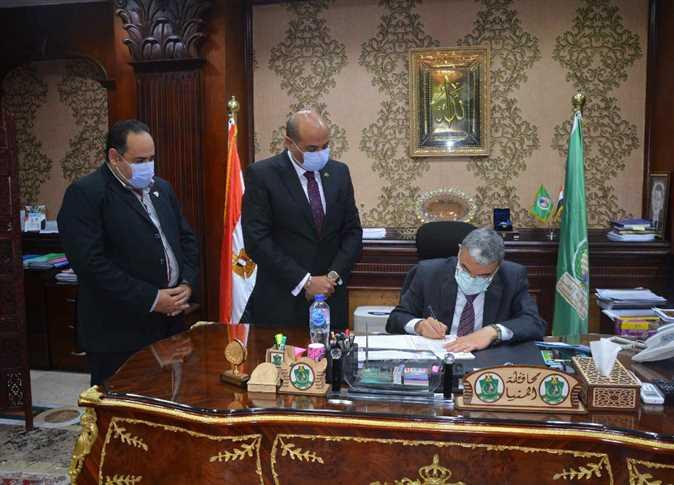نتيجة الشهادة الإعدادية 2021 محافظة المنيا 100191