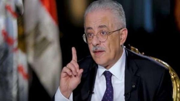 وزير التعليم: تغلبنا على مشكلة السيستم في 28 ساعة.. اولادنا أغلقوا آذانهم عن مايقال وقاموا بإجراء الاختبارات 10033