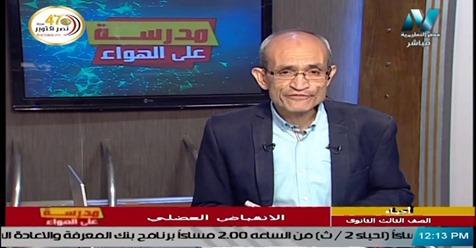 الانقباض العضلي - أحياء الثانوية العامة - أ/ حسن محرم 10345