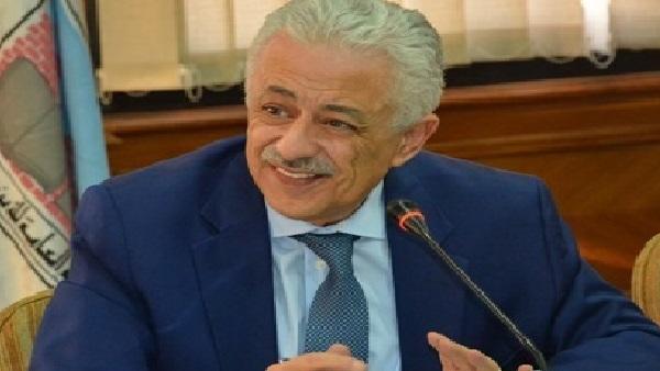 وزير التعليم: نحاول تفادي ذروة كورونا وسنعيد تقدير الموقف بعد 20 فبراير 10363