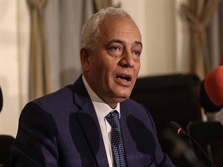 نائب وزير التعليم يوضح حالات الإعفاء من تطعيم كورونا 10437