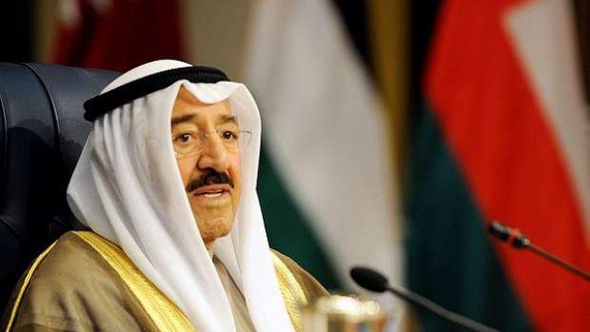 عاجل  وفاة الشيخ صباح الأحمد الجابر الصباح أمير الكويت 110108