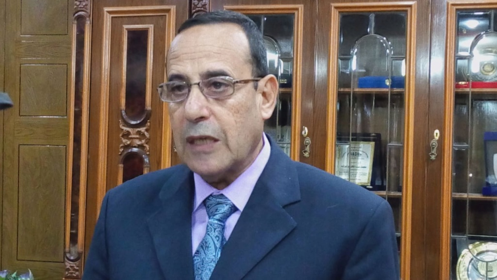 حسين عرادة وكيلا لتعليم شمال سيناء 11095110