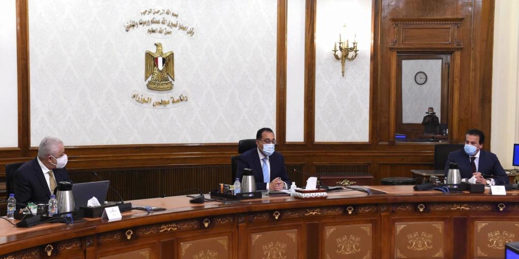 رئيس الوزراء يستعرض السيناريوهات المقترحة لاستكمال الفصل الدراسي الثاني وترتيبات امتحانات الفصل الدراسي الأول 111084
