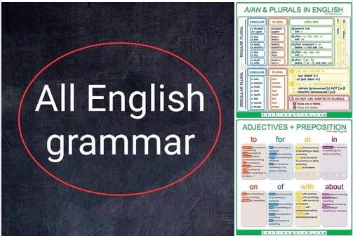 شرح قواعد قواعد اللغة الانجليزية للمستوى المتوسط والمتقدم 1195