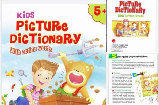 لغة انجليزية l تحميل  قاموس الأطفال المصور.. مبسط جدا 58 صفحه 1204