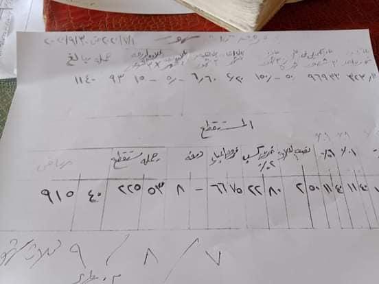 12 شهرا صافى 3313 جنية.. تعليمات ماهيات إدارة ابوقرقاص التعليمية بكيفية عمل فروق الترقيه 12080