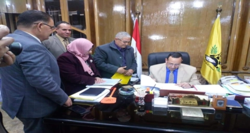 اعتماد نتيجة إعدادية شمال سيناء بنسبة نجاح 82.85%.. واعلانها هنا 12162