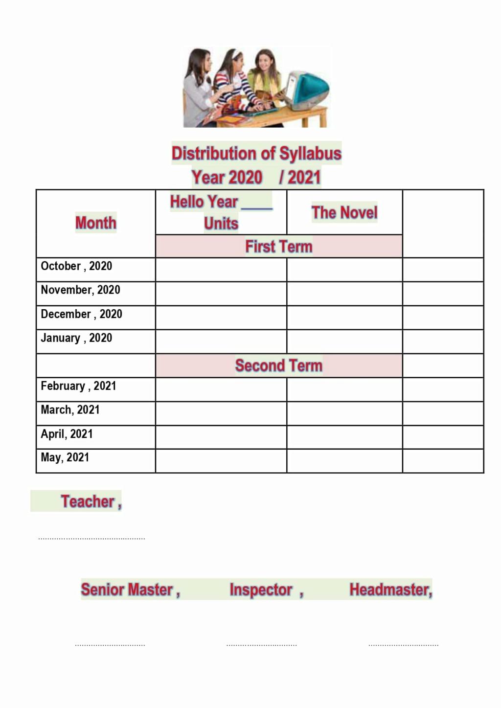 دفتر تحضير اللغة الانجليزية للمرحلة الثانوية 2021  12166510