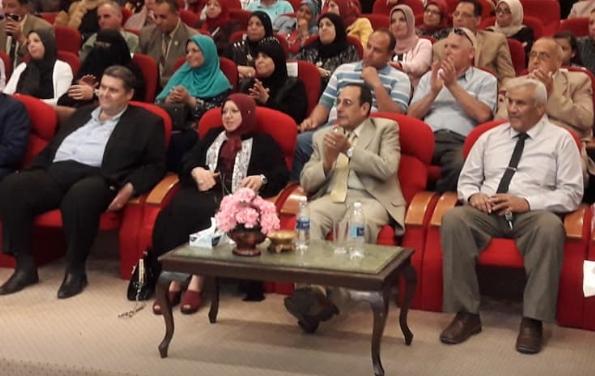 محافظ شمال سيناء يجتمع بمديرى الإدارات التعليمية ومديرى العموم ومديري المدارس بشمال سيناء استعدادا للعام الدراسى 2020/2019 12285