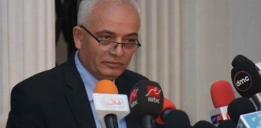 رضا حجازي.. من معلم طباشيرة لنائب وزير التربية والتعليم 12333