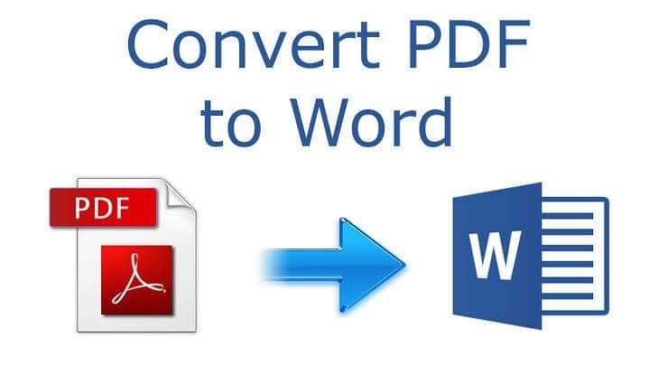 حل مشكلة تحويل ملفات الـ PDF ل word.. يدعم اللغة العربية  12453