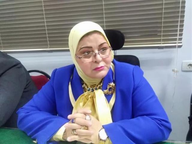 بثينة كشك: لم يتم إصابة أي طالب بكورونا في مدارس كفر الشيخ 12570