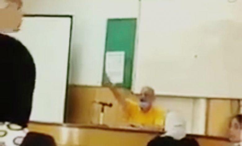 عاجل l إحالة استاذ جامعة الاسكندرية للنيابة العامة بـ 3 جرائم جنائية ابرزها إهانة القرآن 12695