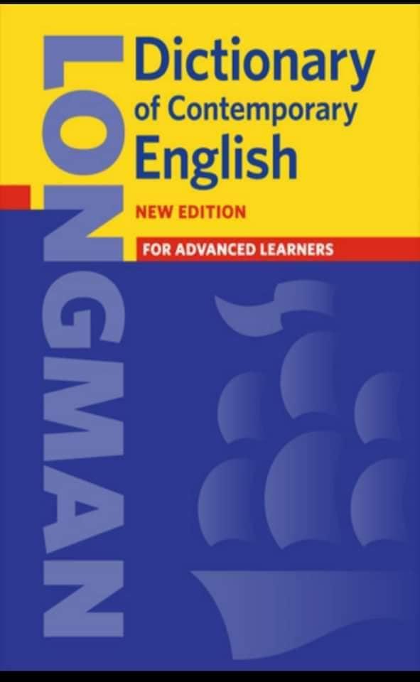 تحميل   قاموس Longman الرائع بتعريفاته وأمثلته وملاحظاته  12904