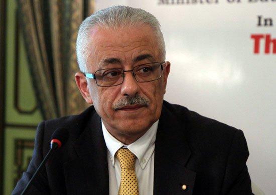 وزير التعليم: الأمن الوطني قبض على أصحاب الهاشتاجات التعليمية عن الغش  13327