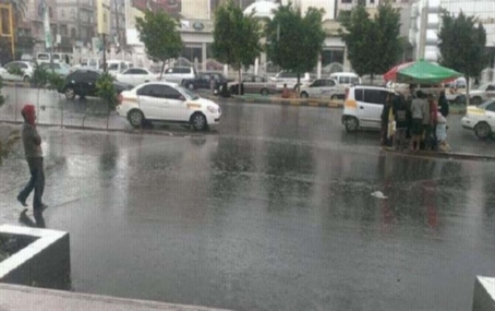 الأرصاد عن طقس الجمعة: أمطار وبرودة والصغرى في القاهرة 10 14124