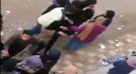 التعليم تحقق فى واقعة فيديو لطالبات مدرسة إعدادية يقمن بتصرفات غير لائقة مع زملائهم الطلاب بأبو كبير  14414