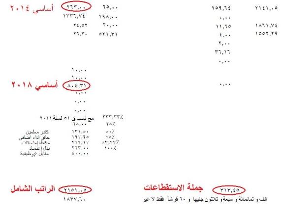 """زيادة مرتبات المعلمين في يوليو: 150جنيه """"منحة مقطوعة"""" + 10% من الأساسي بحد أدنى 75ج 14419"""