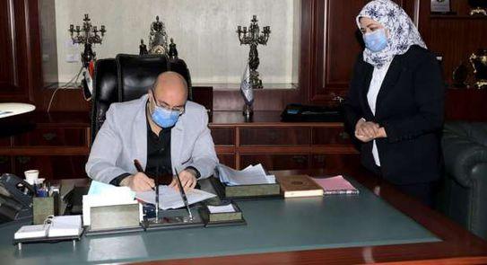 تنسيق القبول بالثانوي العام 2021 / 2022 محافظة بني سويف 16906610
