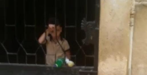 شرطة النجدة تنقذ تلميذ محبوس داخل مدرسة بعد انتهاء اليوم الدراسي بطنطا 17125