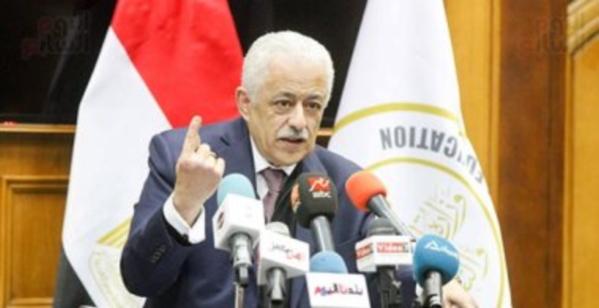 وزير التعليم: قادرون على إنشاء مدارس بمناهج وامتحانات مصرية بالخارج تنافس نظيرتها البريطانية  17150