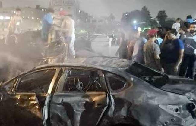 انا لله وانا اليه راجعون.. انفجار معهد الأورام  19 حالة وفاة و32 مصاباً 19_20117