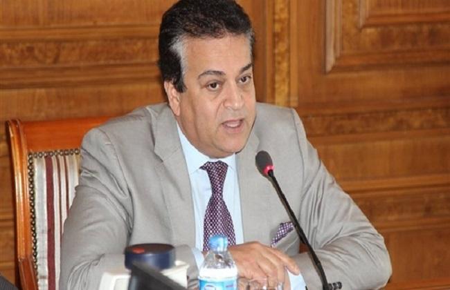 وزير التعليم العالي: خطة الدراسة للعام الجديد خلال 3 أسابيع والجامعات الأهلية لا تعتمد على مجموع الثانوية فقط 19_20141