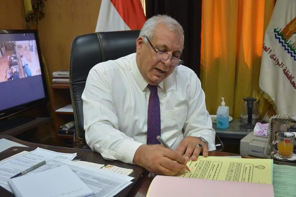 نتيجة الشهادة الإعدادية 2021 محافظة الوادي الجديد  19_20232