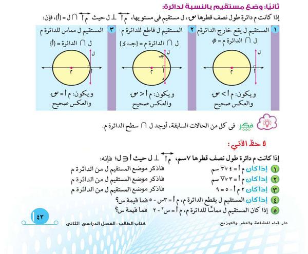 مراجعة هندسة الصف الثالث الاعدادى.. مستر عادل خليفة العكرمي 2-4311