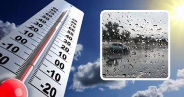 """الارصاد"""" تصدر بيان بحالة الطقس الثلاثة أيام القادمة.. انخفاض حرارة وأمطار رعدية على تلك المناطق 20170310"""