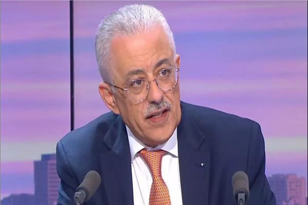 وزير التعليم: وجود ترمين في 3 إعدادي اختراع غير تربوي لا يطبق في أي دولة سوى مصر 20201021