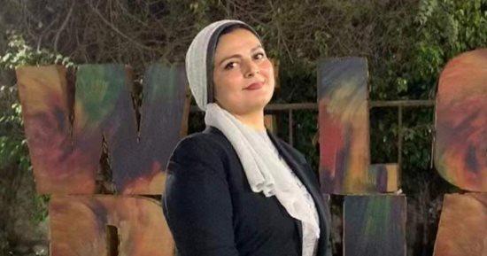 عاجل l  أميرة نور وكيلاً لإدارة المعادى التعليمية 20201111