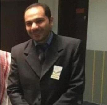"""وفاة معلم مصري أمام الطلاب وهو يشرح """"أون لاين"""" بالسعودية.. تفاصيل  20201129"""