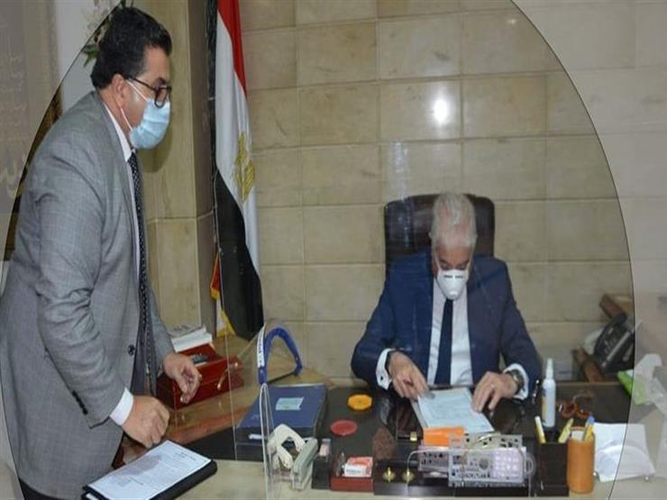بـ 235 درجة.. اعتماد تنسيق القبول بالثانوى العام بمحافظة جنوب سيناء 2020_615