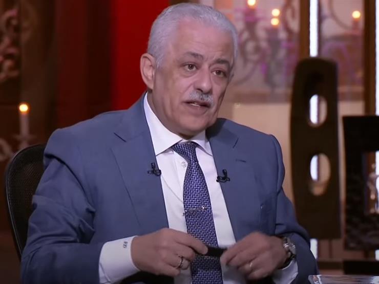 """وزير التعليم يعلق على ظهور شاومينج من جديد.. """"نصاب"""" 2020_918"""
