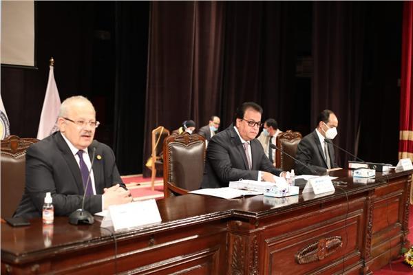 عاجل.. 5 قرارات للمجلس الأعلى للجامعات اليوم 20210313